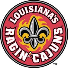 Louisiana Ragin' Cajuns NCAA Color Die-Cut Decal / Yeti Sticker *Free Shipping