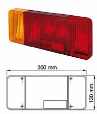 PEUGEOT EXPERT 94-03 PLASTICA COPERCHIO FANALE LAMPADA LUCE POST SX 7984016 AS