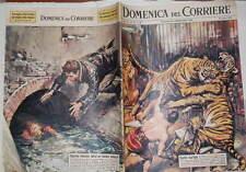 LA DOMENICA DEL CORRIERE 24 marzo 1963 Circo Darix Togni a Padova Biki Giorgelli