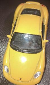 Welly No. 42374 Porsche Cayman S Car DOORS OPEN