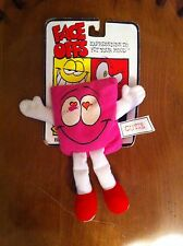 vintage 1997 24K Special Effects Face Offs Touchy Feelees beanbag plush Cuties