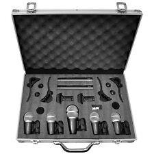 PYLE PDKM7 Pyle drum mic set