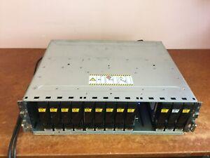 EMC2 KTN-STL3 11 x 2Tb SAS 7200rpm 1 x600Gb 15000rpm
