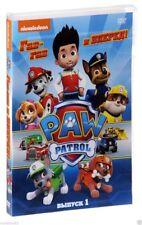 PAW Patrol (DVD, Volume 1, 2015) Russian