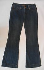 Seven 7 Sexy Flare Women's Denim Jeans Bootcut Medium Wash Size 29