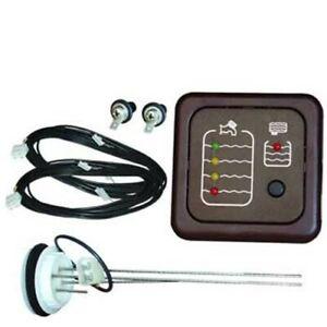 CBE Fresh + Waste Water Level Indicator Kit - Grey