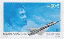 Timbre Poste Aérienne PA66 Neuf** - Hommage à l'aviatrice Jacqueline Auriol 2003