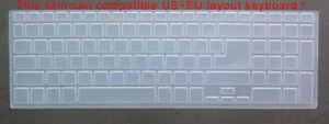Keyboard Skin Cover Protector for Gateway NV76R NV76R38 NV77H19 NV77H NV57H NV75