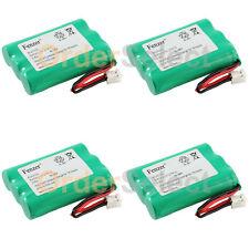 4x NEW Home Phone Battery for V-Tech i6775 i6777 i6778 i6783 i6785 i6786 i6787