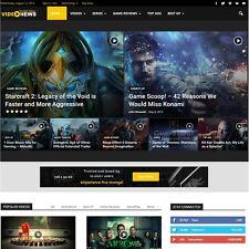 Premium Videos Magazine - Established Affiliate Website Business