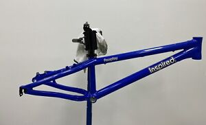 Inspired Bicycle Fourplay Frame