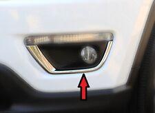 Modanature Cover cornice fendinebbia abs cromo cromate Per Jeep Compass 16-2020