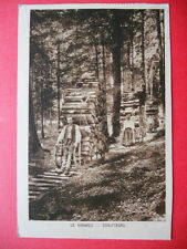 LE HOHWALD  :  Schlitteurs.........VO.1923.