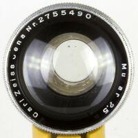 Mutar 2.5x Lens Teleconverter Carl Zeiss Jena RARE