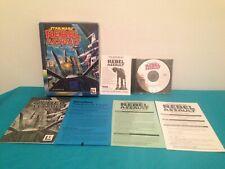 Star Wars Rebel Assault  PC  IBM