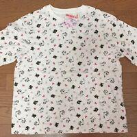 UNIQLO Ranma 1/2 Rumiko Takahashi Manga UT WOMEN Graphic T-Shirt Tops White S-XL
