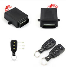 Remote Controller Central Door Lock Kit Keyless Entry System For Any Car &Truck