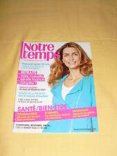 NOTRE TEMPS N°525 septembre  2013