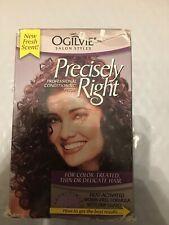 Ogilvie Precisely Right Perm The Original For Color Treated Thin Delicate Hair
