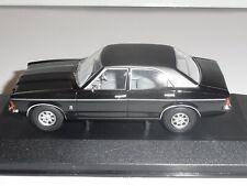 """.VANGUARD / CORGI VA10317   """"FORD CORTINA Mk3 2000E""""  - BLACK, NEW LTD  ? / 1300"""