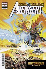 Avengers #7 Cosmic Ghost Rider Variant Marvel Comics 1st Print EXCELSIOR BIN