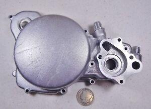 85-86 Honda CR125R CR125 CR 125R 125 Clutch Water Pump Housing Cover 0031-004