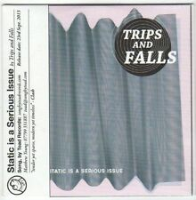(EO23) Static Is A Serious Issue, Trips and Falls - 2013 DJ CD