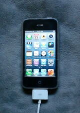 Apple iPhone 3GS - 32GB - Black (Unlocked) A1303 (GSM) AT&T - *Plus 13 Cases
