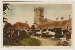 Isle of Wight postcard - Godshill - (A517)