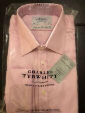 Charles Tyrwhitt Long Business-Regular Collar Formal Shirts for Men
