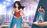 Wonder Woman Couture De Force DC Comics Figurine by Enesco 6006318