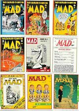 MINT!! SET OF MAD MAGAZINE 2 TRADING CARDS LIME ROCK 1992