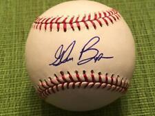 GLENN BRAGGS Signed Official MLB Baseball Reds 90 WS CHAMPS