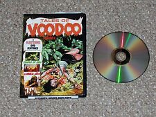 Tales of Voodoo 4: Temple of Hell & Cannibal Curse DVD 2005 Complete