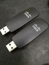 Cisco AE2500 Dual-Band Wireless-N USB Wireless Adapter