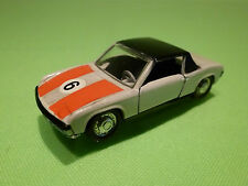 SCHUCO 826 PORSCHE 914 S - RALLY WHITE 1:66 - VERY GOOD CONDITION