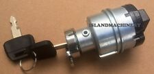 KOBELCO EXCAVATOR  IGNITION SWITCH   SK150LC IV SK200 IV SK220 IV SK250 IV