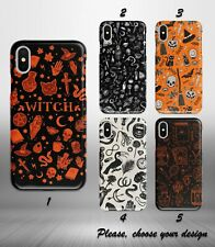 Witchcraft Halloween case for Galaxy s20 s20+ Ultra s10 s10+ s9 s9+ s8 s8+ s7 SN