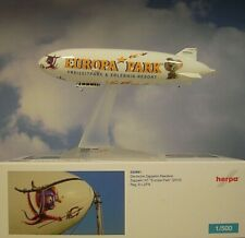 Herpa Wings 1:500  Zeppelin Reederei NT   Europa Park  533461  Modellairport500