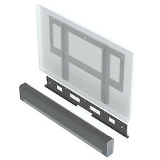 Flexson FLXPBFW1021 Flat to Wall TV Wall Mount Bracket for Sonos Playbar & TV