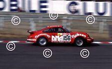 Touroul & Dermagne & Perrier Porsche 911 SC Le Mans 1985 Photograph