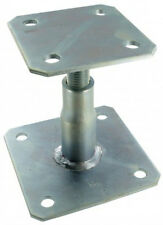 Simpson Strong-Tie Adjustable ELEVATED POST BASE 100-150mm APB100/150