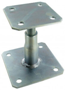 Simpson Strong-Tie | Adjustable ELEVATED POST BASE | 100-150mm | APB100/150