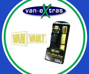 Van Vault 3m x 25mm Strap 300kg Lashing Capacity - S10677