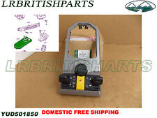 LAND ROVER SWITCH SUSPENSION TERRAIN FLOOR CONSOLE LR3 07-09 OEM NEW YUD501850