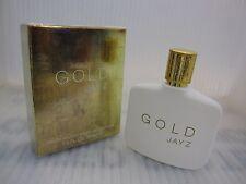 GOLD JAY Z FOR MEN 1.0 FL oz / 30 ML EDT Spray Sealed Box