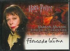Harry Potter Goblet Update Auto De La Tour Maxime