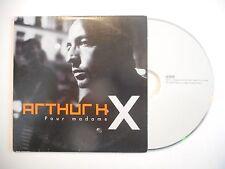ARTHUR H : POUR MADAME X ♦ CD ALBUM PORT GRATUIT ♦