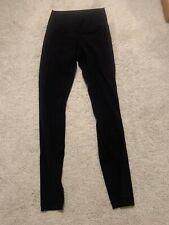 lululemon leggings size 4 27in inseam EUC