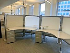120 Degree Cubicle Unit by Herman Miller Resolve * Very Modern Style *